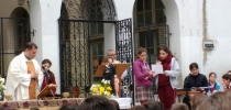 Día de nuestro Santo patrono San Vicente de Paul